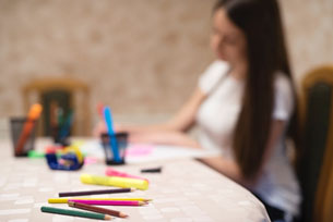How Coloring Helps Teen Girls with Anxiety and Obsessive Compulsive Disorders